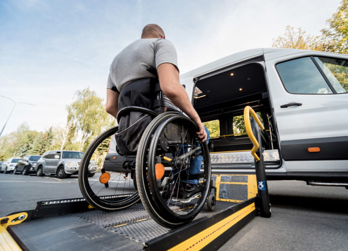 Matériel permettant aux handicapés de se déplacer - Bourses SANTÉ Mauffrey